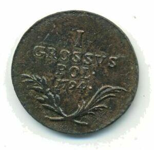 Poland 1 Grossus 1794 GALICIA & LADOMERIA  Rare
