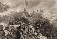 Sébastopol Guerre de Crimée Крымская война Russie Russia Россия Севастополь