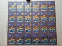 GB1970 Sg 839 5d Christmas Blocks 24 stamps queen Elizabeth II