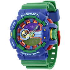 Casio G-Shock Ana-Digi Multi Colored Resin Men's Watch GA-400-2A