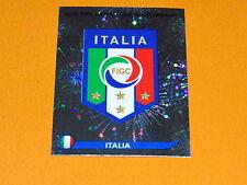 411 BADGE ITALY ITALIA PANINI FOOTBALL FIFA WORLD CUP 2010  COUPE DU MONDE
