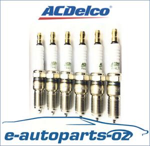 6X AC Delco Spark Plugs BMW 528 528i E12 1975-1983