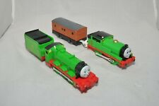 Trackmaster PERCY (Two Sets) / Not running / Thomas plastic trains