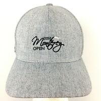 Monterey Peninsula Pebble Beach Golf Cap US Open 2018 Logo Adidas Baseball Hat