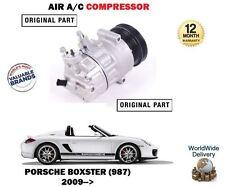 Per PORSCHE 911 991 3.4 3.8 S 4s GTS 2011 - > Nuovo AC Compressore ad aria condizionata condizione