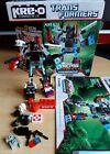 Defensor Transformers Kreo Micro Changers Combiners Kre-o Kreon Autobot