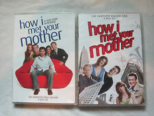 Lot 2~How I Met Your Mother~Complete First Second Season~44 Episodes~6 DVD~LBDVK