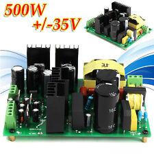 500W +/-35V Amplificador Amplifier Switching Power Supply Board Dual-voltage PSU