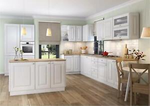 Küchenschrank Hängeschrank Unterschrank Einbauschrank Weiß Küchenzeile Schrank