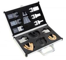 13 Saxton lames Case Set for DEWALT STANLEY Oscillant Outil Multi -