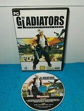 JUEGO PC DVD-ROM COLECCION MICROMANIA Nº 6 THE GLADIATORS GALACTIC CIRCUS GAMES