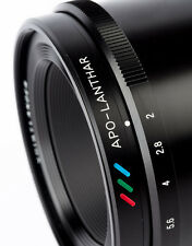 Voigtlander 65mm f/2 Sony FE  65/2 Super Sharp APOchromatic Macro Long Normal