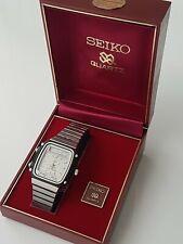 Seiko H357-511A Diver's Sports 100 Alarm Chrono Ana & Digi Vintage Rarität 1980