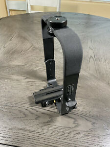 Manfrotto Heavy Telephoto Lens Support with Quick Release Adapter and Plate, 393