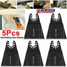5 X Oscillating Saw Blades For Makita Dewalt Fein Multimaster BOSCH Multi Tool