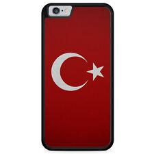 iPhone 6 6s Hülle SILIKON Case Türkiye Turkey Türkei Neu Flagge Türkisch Cover