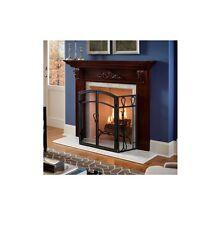 "Cherry Fireplace Mantel Surround Shelf Mantle 47"" x 36"" __ FREE SHIPPING"