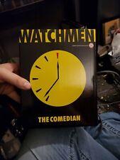 "DC WATCHMEN THE COMEDIAN 6"" INCH ACTION FIGURE MATTEL 2013"