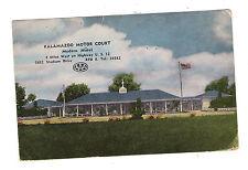 postcard Kalamazoo Michigan MI