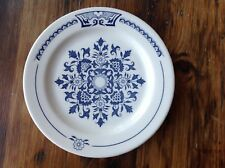 """(4) Gien Meilleurs Voeux HERITAGE 5"""" Small Plates or Coasters, NWOB France"""