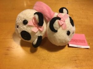 Gymboree hat beret Tea for Two Cherry Baby Equestrian Club NWT ear muffs
