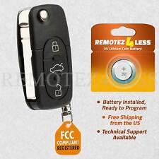 for 1998 1999 2000 2001 VW Volkswagen Jetta Passat Keyless Car Remote Key Fob