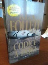Libro Codice a zero edizioni Mondadori