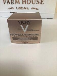 Vichy Neovadiol  Compensating Complex Night Care 50ml Jar NIB EXP 07/21+