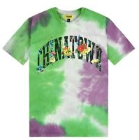 Chinatown Market FLOWER Arc Tie Dye Shirt Size M L XL 2XL NEW WITH TAGS