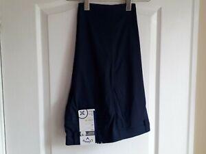 Callaway X Golf trousers.Mens W32/L32. Stretch waistband. Navy blue.