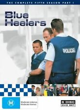 Blue Heelers M Rated DVDs & Blu-ray Discs