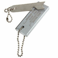 Magnesium Block Flint Fire Starter Striker Firestarter lighter Survival Army NEW
