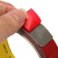 3M x 20MM AUTO ACRYLIC FOAM DOUBLE SIDED ATTACHMENT ADHESIVE TAPE