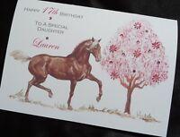Personalised Handmade A5 Birthday Card Football 18th 21st 30th 60th 65th 1561R