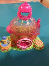 Fisher Price Precious Places Flower Shop Palace House 2009 Rare HTF