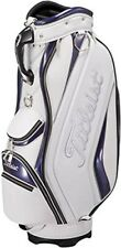 2019 New Titleist Caddy Bag 9.5 Type Cb932S �White × Navy】from japan