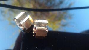 1 x SodaStream Crystal 1.0 und 2.0 Mutter für Hochdruckschlauch - Ersatzteil!