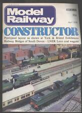Model Railway Constructor -  April 1976