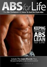 ABS for Life: The No. 1 Solution on How to Get Six Pack Abs-ExLibrary