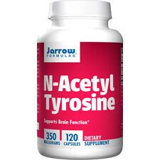 N-Acetyl Tyrosine, 350mg x 120 Capsules - Jarrow Formulas