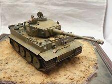 1/35 Built German Tiger Ausf E Heavy Tank