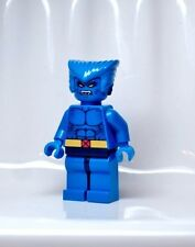 A1021 Lego CUSTOM PRINTED X Men superhero game INSPIRED BEAST MINIFIG Cyclops