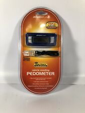 Sportline Calorie Counting Pedometer - *NEW* SB4204BL *UNOPENED*