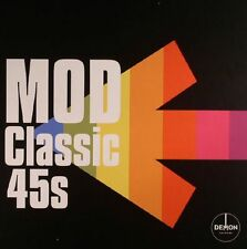 "VARIOUS - Mod: Classic 45s (Record Store Day 2016) - Vinyl (limited 10x7"" box)"