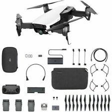 DJI Mavic Air 4k Fly More Combo Camera Drone - Arctic White