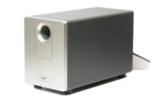TDK Subwoofer NX-03CD Powered & TDK Speakers Surround, Working, Vintage Audio