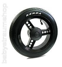 Quinny Speedi Reifen Ersatz Mantel 2 x + Schlauch Kenda 2 x gebogenes Ventil