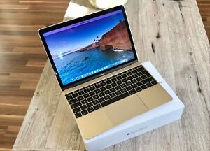 Apple MacBook A1534 30,5 cm (12 Zoll) Laptop - (Early 2015)