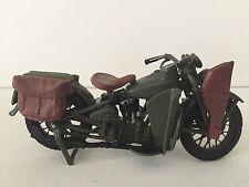 1998 Harley-Davidson 1:18 Series 5 1942 WLA Flat Head