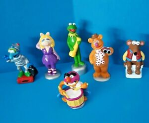 Nestle Weetos Muppets in Space complete 1999 set 6 figures; Gonzo Fozzie etc.